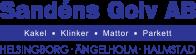 Sandéns Golv logotyp