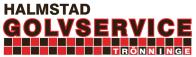 Halmstad Golvservice logotyp